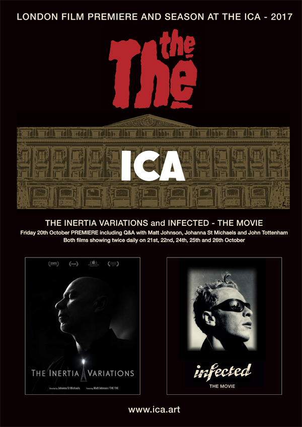 The The - The Inertia Variations - ICA, London