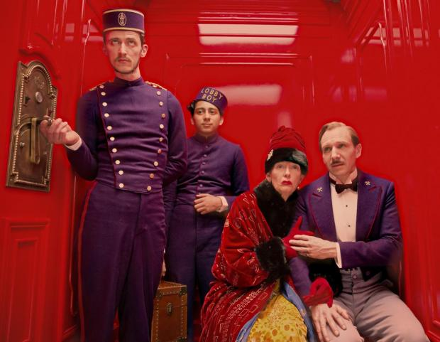 Secret Cinema The Grand Budapest Hotel: The awkward life of the lobby boy