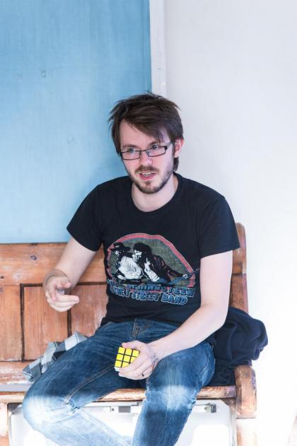 Playwright Alistair McDowall talks to RunRiot
